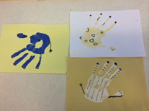 animal-handprint