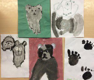 austalia-week-animal-handprints