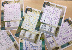 egypt-week-crossword