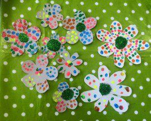 flower-week-finger-painting