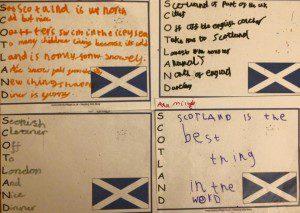scotland-week-acrostic-poems